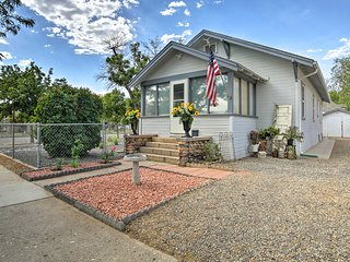 Historic 'Train House' in Grand Junction w/ Deck!