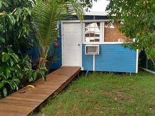 Casita Azul Fully Equipped Studio w/ Beautiful Views. Beach Gear & WIFI included