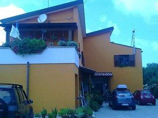 ''Sunny house Tropea '***** 5 stelle' casa vacanze relax Drapia Caria d.t.Tropea