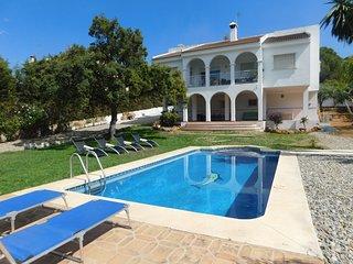 Villa García con increíbles vistas en Pinos