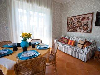 Appartamento vista mare centro