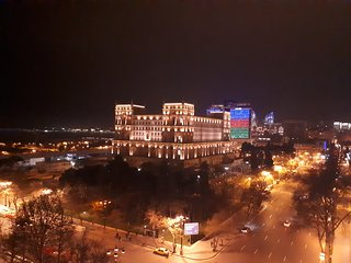 Apartment with perfect view Baku and F1