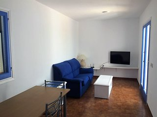 N3 Luminoso apartamento en la playa de una habitación
