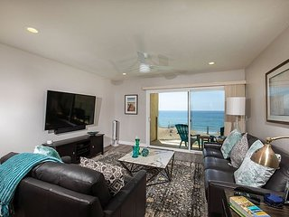 Just Remodeled - Serenity By The Sea - Oceanfront 2BR