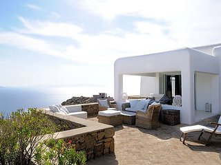4 bedroom Villa in Agios Stefanos, South Aegean, Greece : ref 5643193