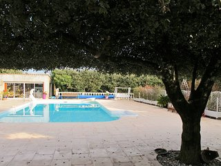 3 bedroom Villa in Neoules, Provence-Alpes-Cote d'Azur, France : ref 5489818