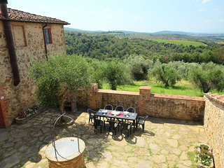 4 bedroom Apartment in Castello di Montalto, Tuscany, Italy - 5696965