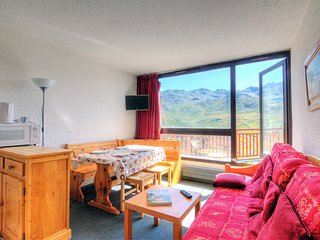 1 bedroom Apartment in Val Thorens, Auvergne-Rhone-Alpes, France : ref 5552513