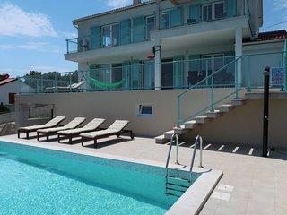 3 bedroom Apartment in Rabac, Istria, Croatia : ref 5643186
