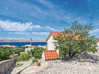 2 bedroom Villa in Karlobag, Licko-Senjska Zupanija, Croatia - 5542345