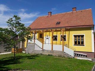 WIEN ..Vermiete ganzes Haus mit Garten (bis 7 Pers.) pro Tag ab 115 Euro