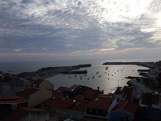 Casa marinera con vistas al mar