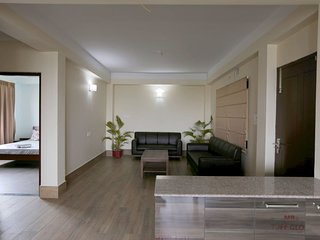 Timothy Apartment Siliguri - Bedroom 2