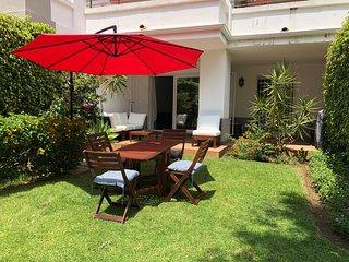 Garden flat in Benahavis