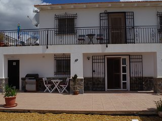 Ground floor apartment , self catering with private pool