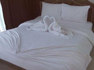 Super Cozy 2-Bedroom Apartment with Balcony