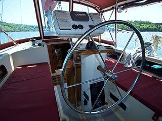 Olive - 46ft Bluewater Cruiser, Irwin MkIII, Sailing Yacht