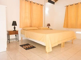 Vacature apartments for rent in Curacao. Completely furnished without swimming p