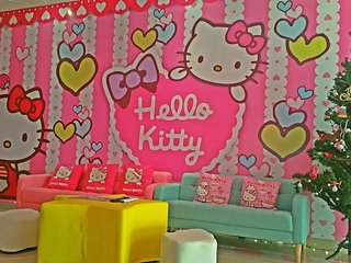 ♡ Hello Kitty Signature Suite ♡ 7 Pax - SUC IJM