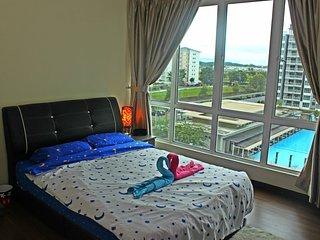 ♡ RoomStay ♡ BR1 - 2 Pax - Sri Utama Condominium