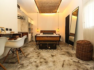 Brand New Studio for two in the heart of Tulum!!