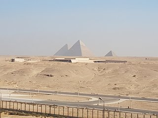 The Americans house  pyramids view + free transportation