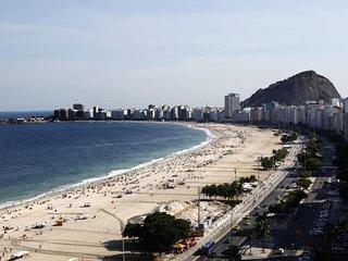 Penthouse Copacabana Sea View