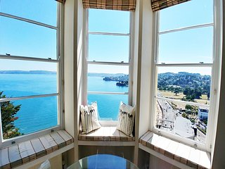 Apartment No 3 Astor House - One bed apartment with stunning sea views from all