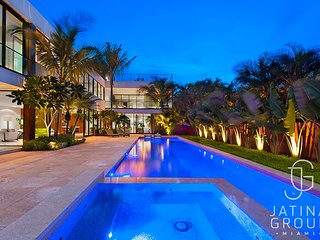 Beautiful 6BR Villa in Miami Beach/Masterpiece! Must seen! 16 Million $ Villa!!!