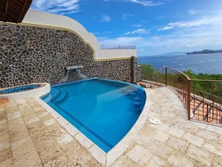 Enjoy views of the Pacific from your own Private Infinity Pool,  Walking Distanc
