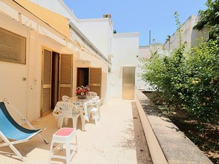 Holiday house Psico in Mancaversa in Salento, near the sea