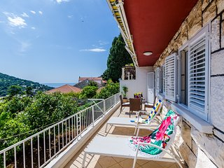 Apartment in Dubrovnik with Internet, Air conditioning, Terrace, Washing machine
