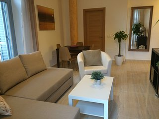 Spacious apartment in the center of Málaga with Lift, Internet, Air conditioning