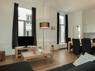 Apartment 486 m from the center of The Hague with Washing machine (645792)