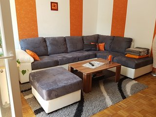 Apartment in Hanover with Internet, Parking, Balcony, Washing machine (1008351)
