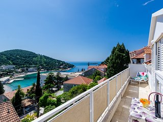Apartment in Dubrovnik with Internet, Air conditioning, Terrace, Balcony (993049