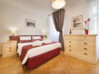 Building 85 m from the center of Prague with Air conditioning, Lift, Terrace (67