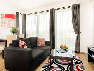 Apartment 1.4 km from the center of Budapest with Lift, Parking, Air conditionin