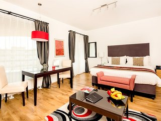 Apartment 1.4 km from the center of Budapest with Air conditioning, Lift, Parkin