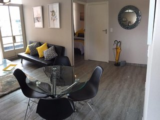 Apartment in the center of Cape Town with Internet, Air conditioning, Lift, Balc