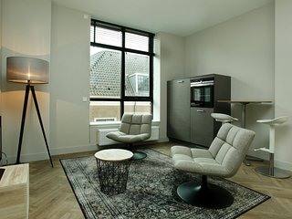 Cozy apartment in the center of The Hague with Lift, Washing machine