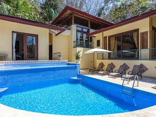 Villa Michelina, Luxury Villa in the heart of Manuel Antonio's Jungle