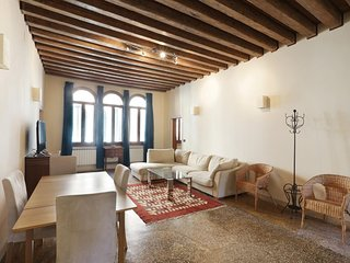Apartment 504 m from the center of Venice with Internet, Washing machine (666079