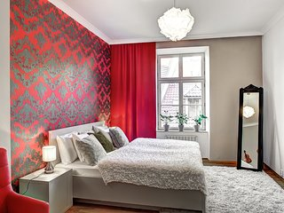Cosy studio in the center of Prague with Lift, Parking, Internet