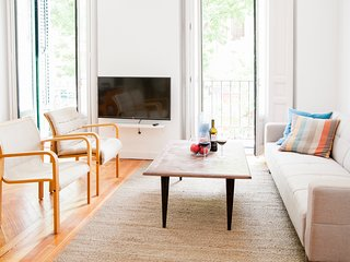Apartment in the center of Madrid with Internet, Air conditioning, Lift, Balcony