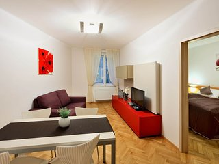 Cozy apartment in the center of Prague with Lift, Washing machine, Air condition