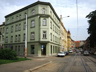 Apartment in Prague with Internet (43061)