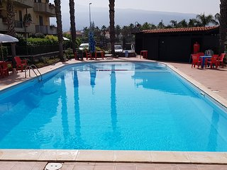 Nice and cosyflatinan housing estate with SWIMMING POOL and RECREATIONAL AREA