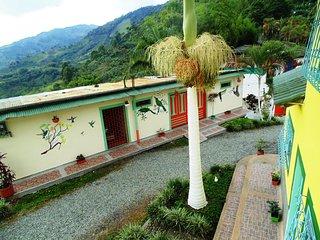 Finca turistica santa clara, Calarca Quindio