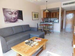 Apartamento Sánchez en Urb. Sol Andalusí